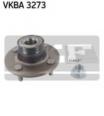 Комплект подшипника ступицы колеса SKF VKBA 3273 - изображение