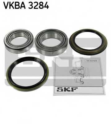 Комплект подшипника ступицы колеса SKF VKBA 3284 - изображение