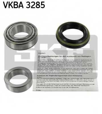 Комплект подшипника ступицы колеса SKF VKBA 3285 - изображение