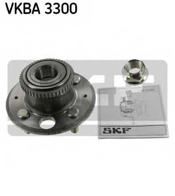 Комплект подшипника ступицы колеса SKF VKBA 3300 - изображение