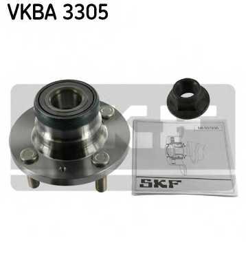Комплект подшипника ступицы колеса SKF VKBA 3305 - изображение