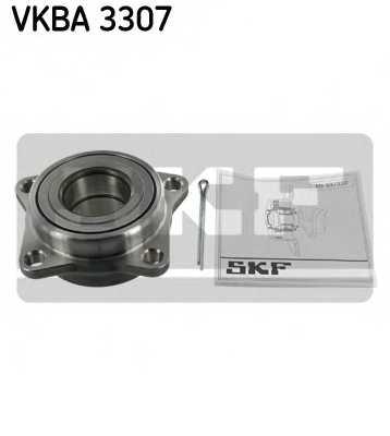 Комплект подшипника ступицы колеса SKF VKBA 3307 - изображение