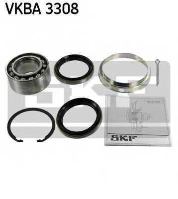 Комплект подшипника ступицы колеса SKF VKBA 3308 - изображение