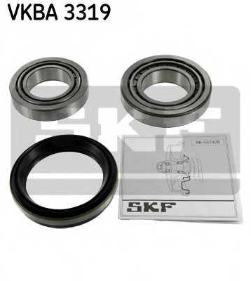 Комплект подшипника ступицы колеса SKF VKBA 3319 - изображение