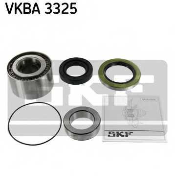 Комплект подшипника ступицы колеса SKF VKBA 3325 - изображение