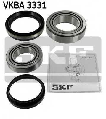 Комплект подшипника ступицы колеса SKF VKBA3331 - изображение