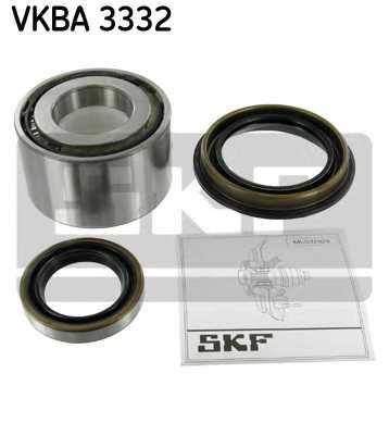 Комплект подшипника ступицы колеса SKF VKBA 3332 - изображение