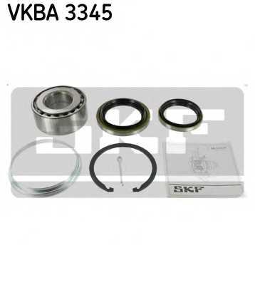 Комплект подшипника ступицы колеса SKF VKBA 3345 - изображение