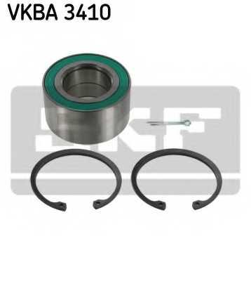 Комплект подшипника ступицы колеса SKF VKBA 3410 - изображение
