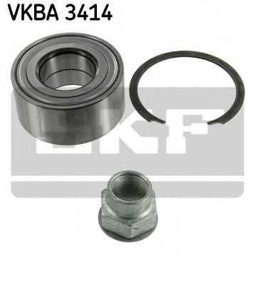 Комплект подшипника ступицы колеса SKF VKBA3414 - изображение