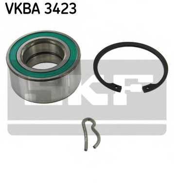Комплект подшипника ступицы колеса SKF VKBA 3423 - изображение