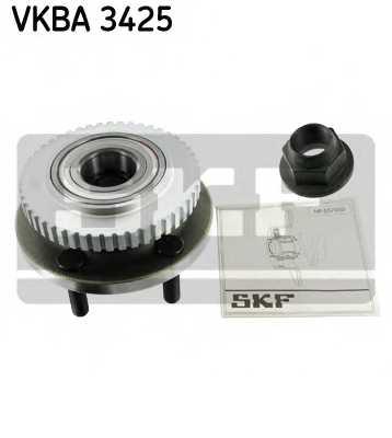 Комплект подшипника ступицы колеса SKF VKBA 3425 - изображение
