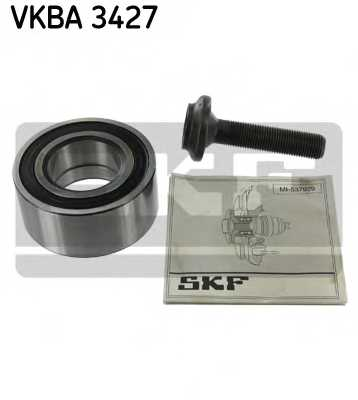 Комплект подшипника ступицы колеса SKF VKBA 3427 - изображение