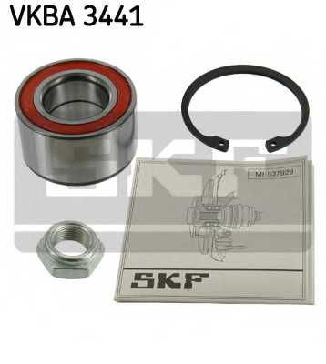 Комплект подшипника ступицы колеса SKF VKBA 3441 - изображение