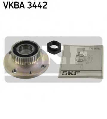 Комплект подшипника ступицы колеса SKF VKBA 3442 - изображение