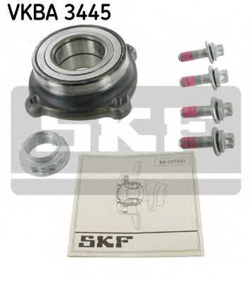 Комплект подшипника ступицы колеса SKF VKBA 3445 - изображение