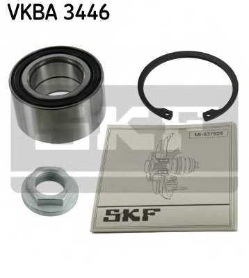 Комплект подшипника ступицы колеса SKF VKBA 3446 - изображение