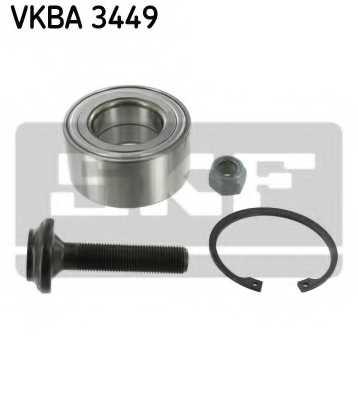 Комплект подшипника ступицы колеса SKF VKBA3449 - изображение
