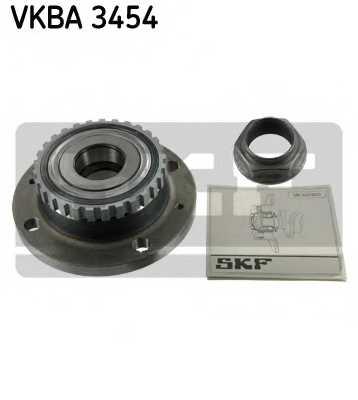 Комплект подшипника ступицы колеса SKF VKBA 3454 - изображение