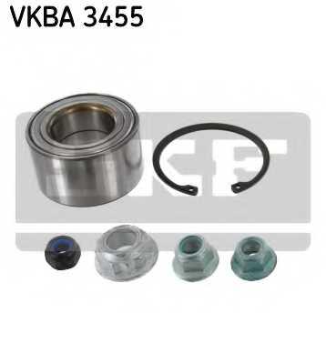 Комплект подшипника ступицы колеса SKF VKBA 3455 - изображение