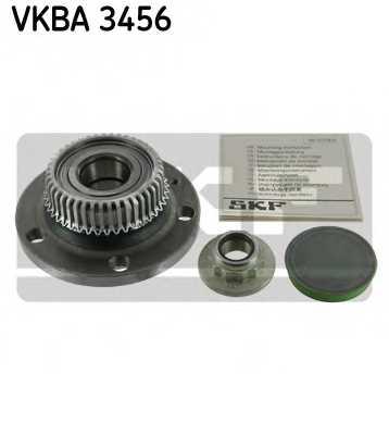 Комплект подшипника ступицы колеса SKF VKBA 3456 - изображение