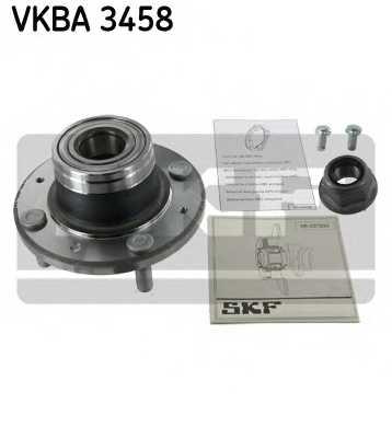 Комплект подшипника ступицы колеса SKF VKBA 3458 - изображение