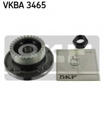 Комплект подшипника ступицы колеса SKF VKBA 3465 - изображение