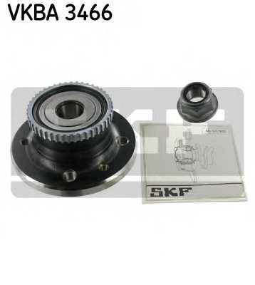 Комплект подшипника ступицы колеса SKF VKBA 3466 - изображение