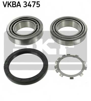 Комплект подшипника ступицы колеса SKF VKBA 3475 - изображение