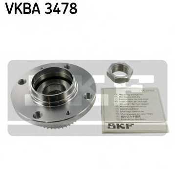 Комплект подшипника ступицы колеса SKF VKBA 3478 - изображение