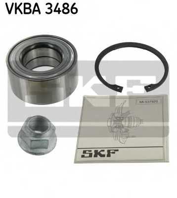 Комплект подшипника ступицы колеса SKF VKBA3486 - изображение