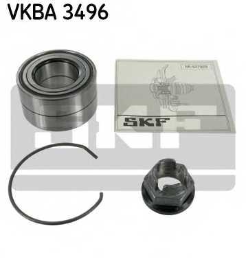 Комплект подшипника ступицы колеса SKF VKBA 3496 - изображение
