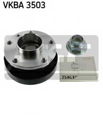 Комплект подшипника ступицы колеса SKF VKBA 3503 - изображение