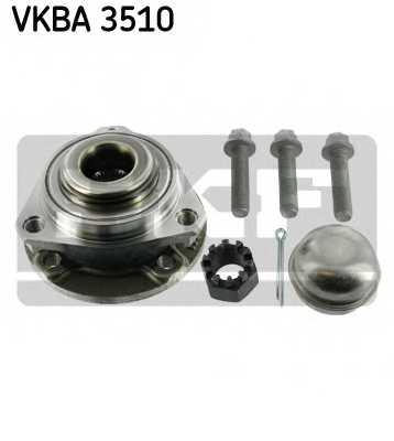 Комплект подшипника ступицы колеса SKF VKBA3510 - изображение