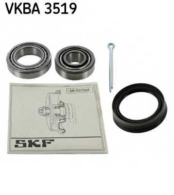 Комплект подшипника ступицы колеса SKF VKBA 3519 - изображение
