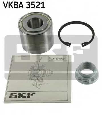 Комплект подшипника ступицы колеса SKF VKBA 3521 - изображение