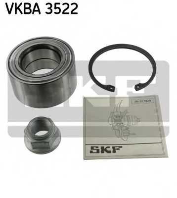 Комплект подшипника ступицы колеса SKF VKBA 3522 - изображение