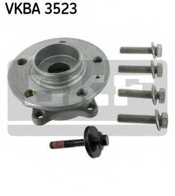 Комплект подшипника ступицы колеса SKF VKBA3523 - изображение