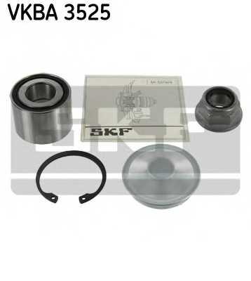 Комплект подшипника ступицы колеса SKF VKBA 3525 - изображение