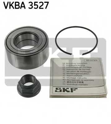 Комплект подшипника ступицы колеса SKF VKBA 3527 - изображение
