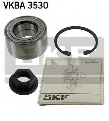 Комплект подшипника ступицы колеса SKF VKBA 3530 - изображение