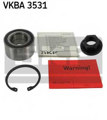 Комплект подшипника ступицы колеса SKF VKBA 3531 - изображение