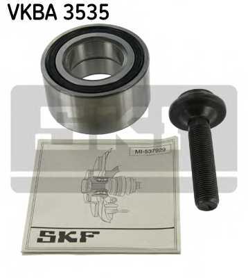Комплект подшипника ступицы колеса SKF VKBA 3535 - изображение