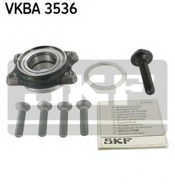 Комплект подшипника ступицы колеса SKF VKBA 3536 - изображение