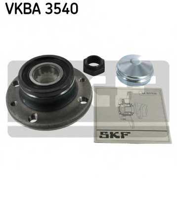 Комплект подшипника ступицы колеса SKF VKBA 3540 - изображение