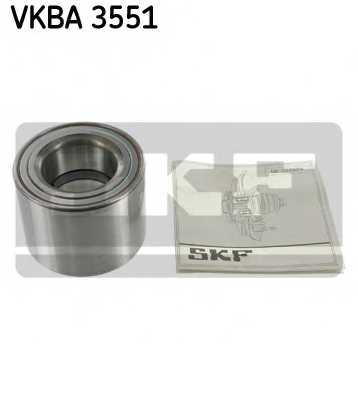 Комплект подшипника ступицы колеса SKF BTH-1024 AE / VKBA3551 - изображение