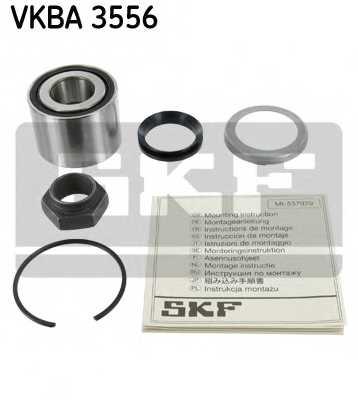Комплект подшипника ступицы колеса SKF VKBA3556 - изображение