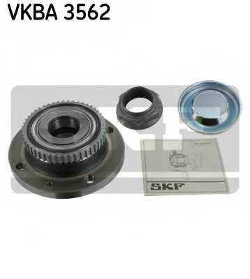 Комплект подшипника ступицы колеса SKF VKBA 3562 - изображение