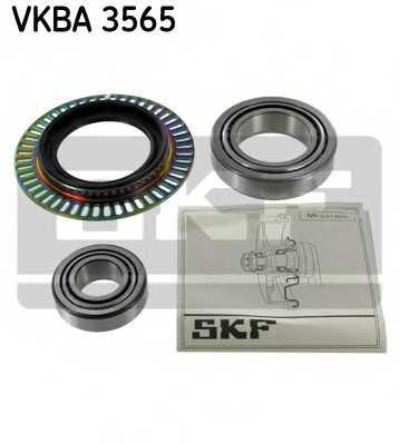 Комплект подшипника ступицы колеса SKF VKBA 3565 - изображение