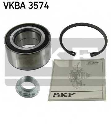 Комплект подшипника ступицы колеса SKF VKBA 3574 - изображение